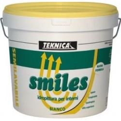 SMILES idropittura...